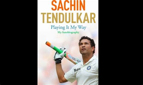 sachin tendulkar biography ebook free download oneknock playing in my way pdf free download