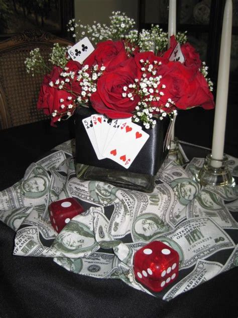 casino centerpieces 1000 ideas about casino themed centerpieces on casino theme casino and