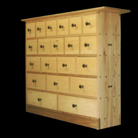 20 Drawer Chest by 20 Drawer Apothecary Chest