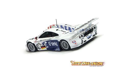 124 Mclaren F1 Gtr 1997 Le Mans 24h slot it ca10f mclaren f1 gtr n 42 24h le mans 1997 slot car union