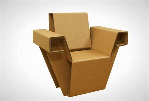 How To Make A Chair Out Of Cardboard by 21 Pieces Of Furniture Made From Cardboard Yes Seriously