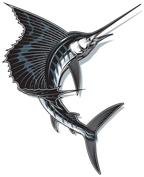 sailfish tattoo designs 250 best images about fish and water on