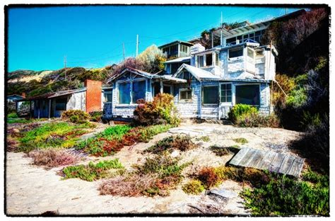 Cove State Cottages by Decaying Cottages With A Pacific View Left On
