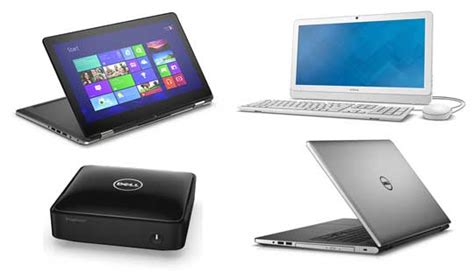 Dell Inspiron Line Brings Goodness by Dell Launches Inspiron Line Laptops 2 In 1 All In One