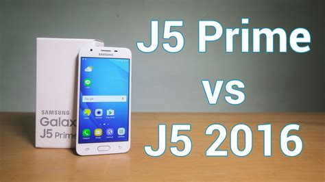 Samsung J5 Prime Vs J5 Pro samsung j5 prime vs j5 2016 test