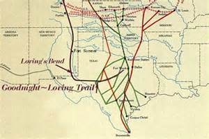 chisholm trail map site research part 2 cattle in the flint kansas