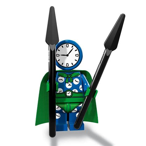 Lego Clock King check out the characters from lego batman