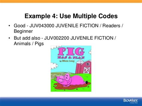 themes in juvenile literature bea 2015 demystifying subject codes and keywords