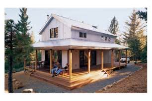 Cabin Designs Cabin Style House Plan 2 Beds 2 Baths 1015 Sq Ft Plan 452 3