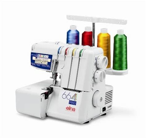 elna 664pro overlocker / sewing machines by hobkirk