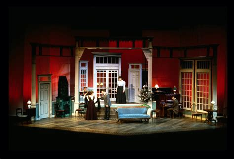A Doll S House Set Design By Locationcreator On Deviantart