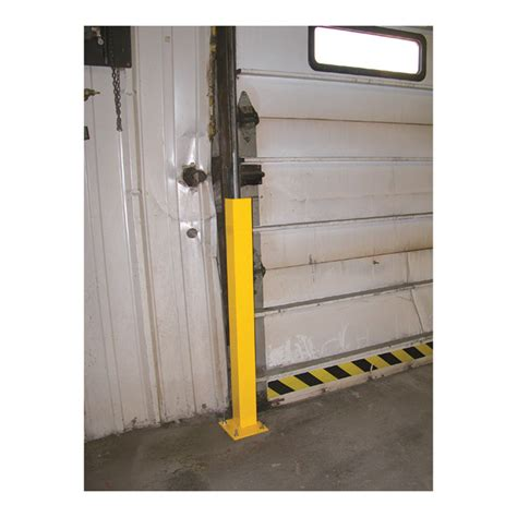 Overhead Door Track Guards Vestil Overhead Door Track Protector Northern Tool Equipment