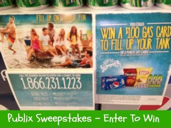 Publix Giveaway - new publix sweepstakes win gas cards publix gift cards
