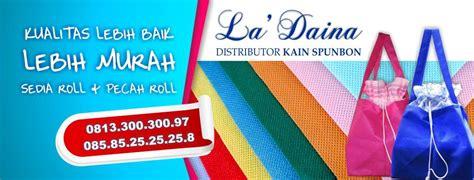 Kain Spunbond Roll profile perusahaan suplayer kain spunbond gresik 08585