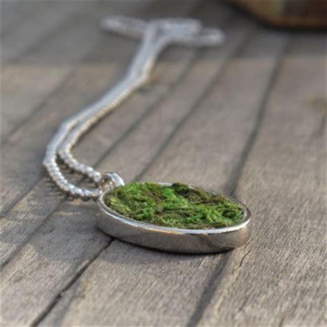 Growing Jewelry Eco Friendly Or Pointless by Growing Moss Jewelry Jewelry Journal