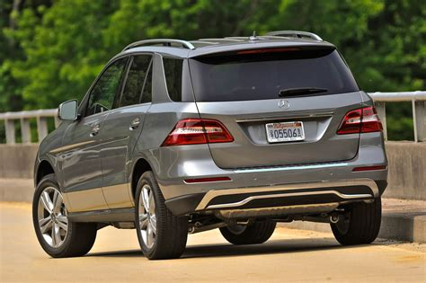 2012 mercedes ml350 price 2014 mercedes m class reviews and rating motor trend
