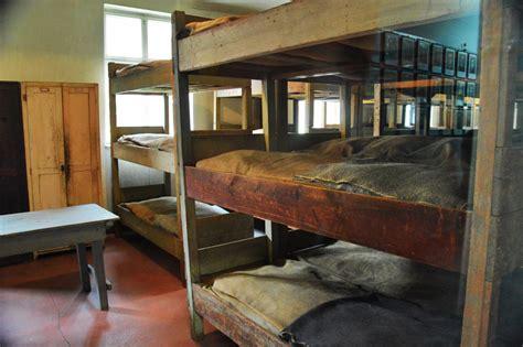 concentration c bunk beds auschwitz concentration c poland lesson never learnt
