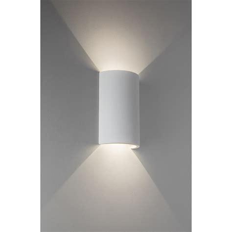 serifos led plaster wall light lighting your home