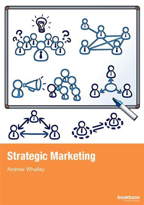 Strategic Marketing strategic marketing