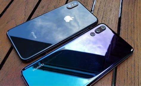 huawei p20 pro vs iphone x comparatia performantelor idevice ro