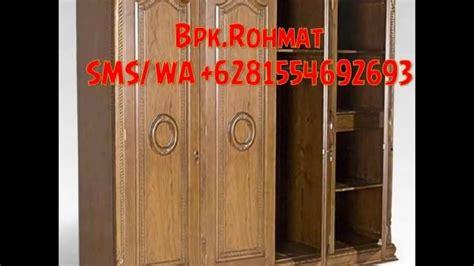 Lemari Kayu Malang jual lemari kayu jati di malang lemari pakaian jati