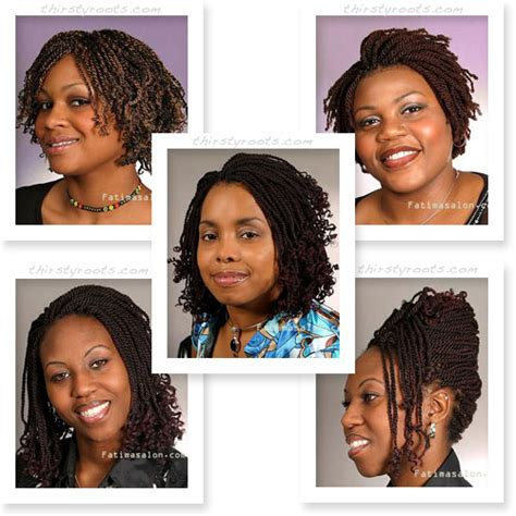 Twist Hairstyles With Extensions by Two Strand Twists With Extensions