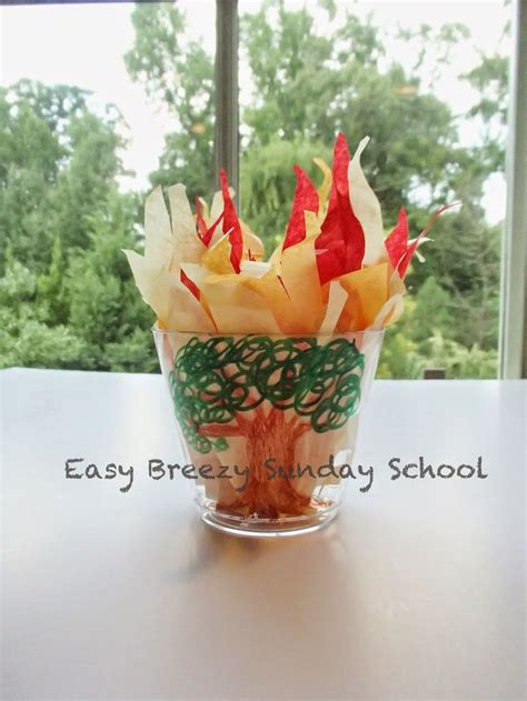 christmas sunday school crafts snacks 32 best images about bible story moses and burning bush on sunday school