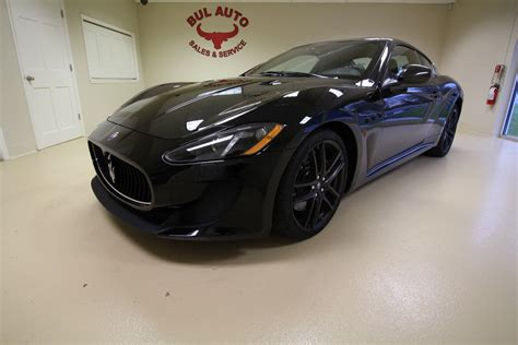 Maserati Dealer Ny by 2013 Maserati Granturismo Mc Stradale Stock 18088 For