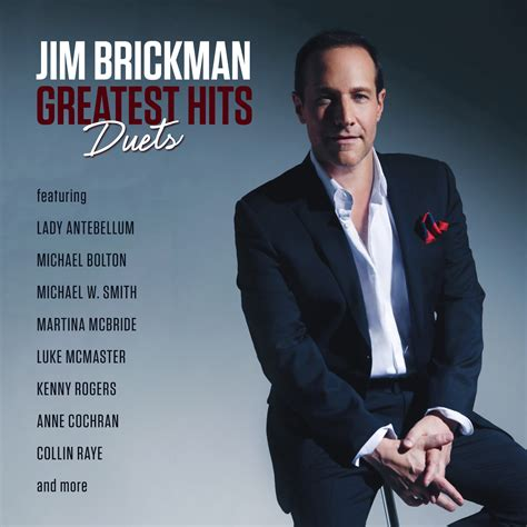 my song jim brickman greatest hits duets cd jim brickman