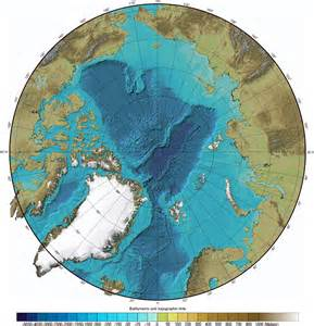 Map Of The World North Pole by Maps World Map North Pole