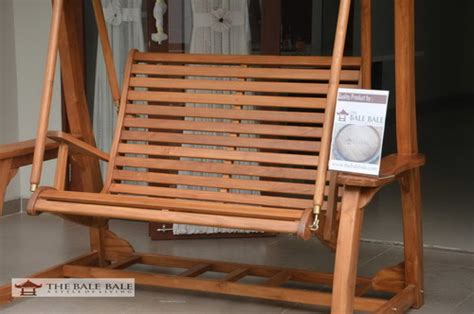 Ayunan Kursi Bandulan Jati Ayunan Jati Jepara ayunan kayu jati minimalis ajm 001 mebel jati minimalis