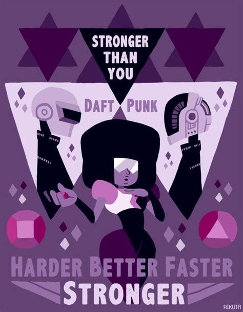 daft harder better faster stronger lyrics 1000 images about nerding out on pearl steven