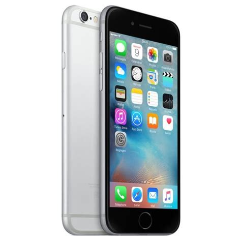 apple iphone 6s 64 go gris sid 233 ral achat smartphone pas cher avis et meilleur prix cdiscount