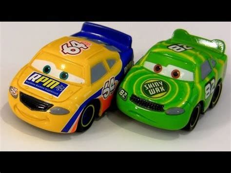 mini adventures shiny wax #82 with rpm #64 piston cup