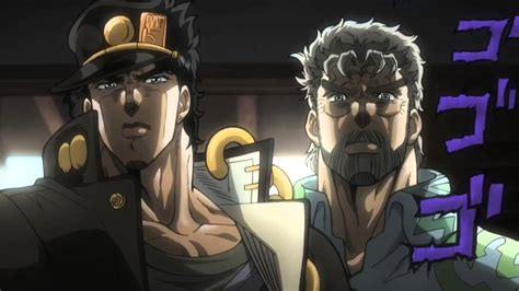 anime jojo jojo s adventure stardust crusaders new anime