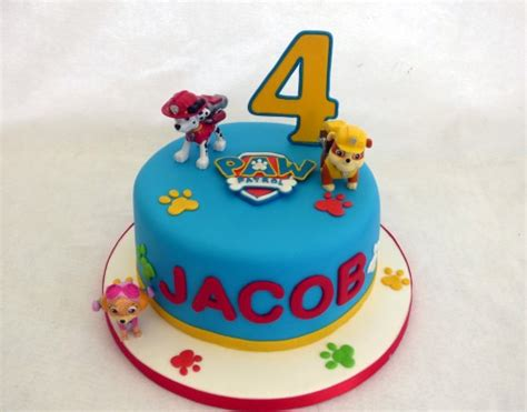 Paw Patrol Birthday Cake « Susie's Cakes