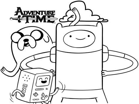 imagenes para pintar hora de aventura dibujos para pintar hora de aventuras dibujos para pintar