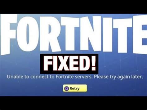 fortnite login fortnite login fail fixed ps4