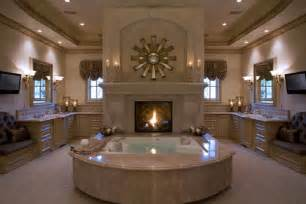 luxury master bathroom designs gorgeous and unique bathroom designs with fireplace interior decoration ideas