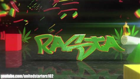 cinema 4d intro templates cinema 4d free intro template quot rasta quot by