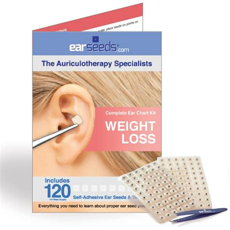 weight loss kits weight loss ear seed kit earseeds