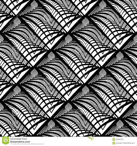 grid pattern monochrome design seamless monochrome grid pattern stock vector