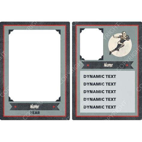vintage hockey card template richmond pro lab vintage collection richmond