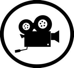 Food Barn Clipart Video Camera Icon Clipartbarn