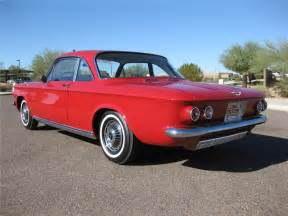 1963 Chevrolet Corvair 1963 Chevrolet Corvair Monza Coupe 82603