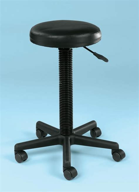 Stool And Gas by Alvin Gas Lift Utility Stool Alvin Furniture