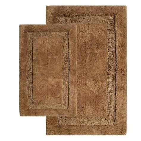 Home Depot Bath Rugs by Chesapeake Merchandising 21 In X 34 In And 24 In X 40