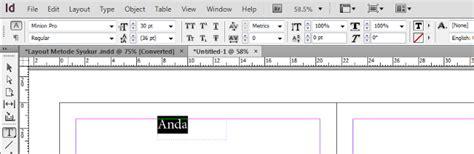 membuat nomor halaman di indesign cs6 cara membuat nomor halaman otomatis pada adobe indesign