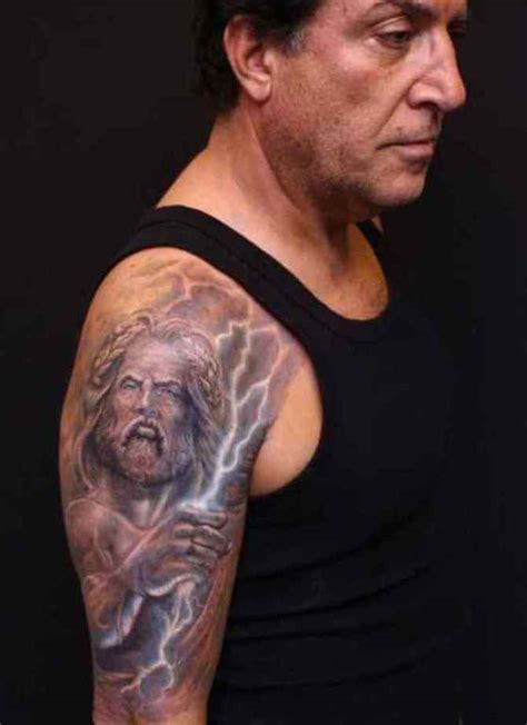 zeus tattoo meaning 20 lightning tattoos tattoofanblog