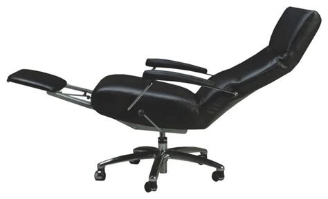 office recliner desk chair josh reclining executive desk chair contemporary